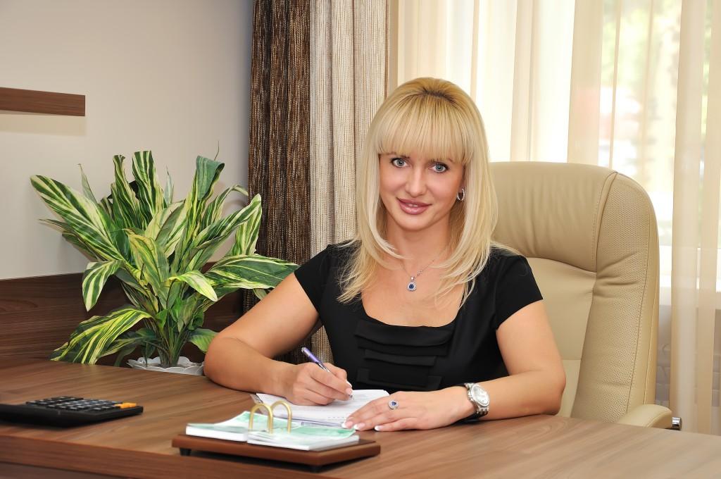 Заступник головного лікаря з медичної частини Смірнова Наталя Вікторівна