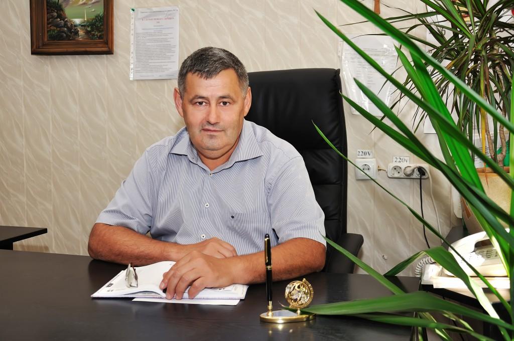 Головний лікар Федоров Володимир Андрійович